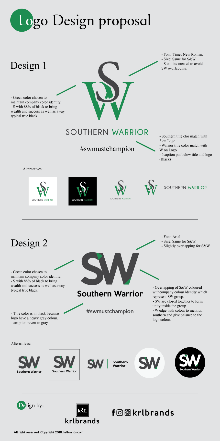 Southen Warrior Logo-01